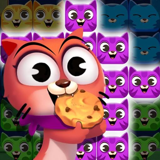 Pop Cat Cookie