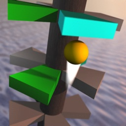 Stormy Helix: 3D Jumping Game