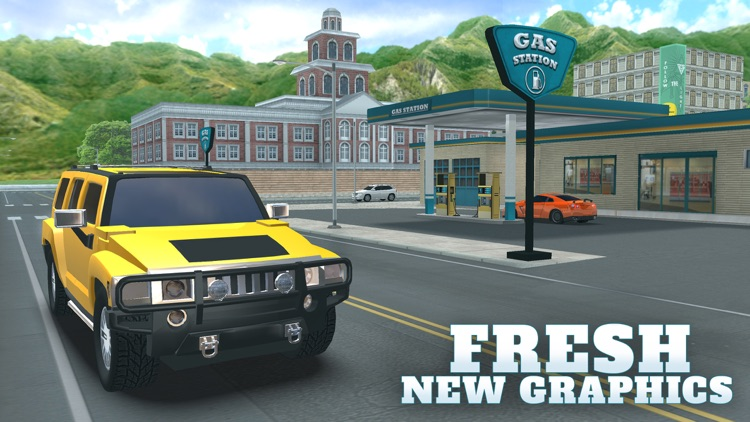 Driving Test Simulator Game screenshot-1