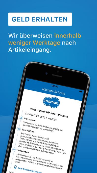 messages.download momox: Bücher & DVDs verkaufen software