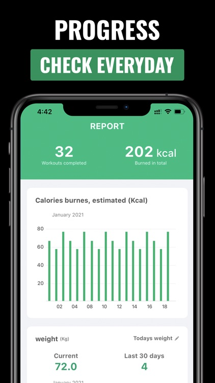 Push-Up Workout For Men& Women screenshot-6