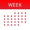 WeekCal for iPad (AppStore Link)