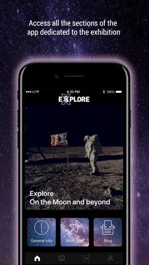 Explore On the moon and beyond on the App Store