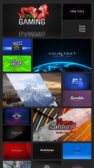 Скриншот №8 к IntroMate - Intro Maker for YT