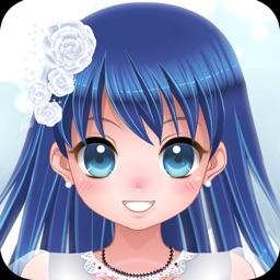 Anime Avatar Maker: Anime Girl