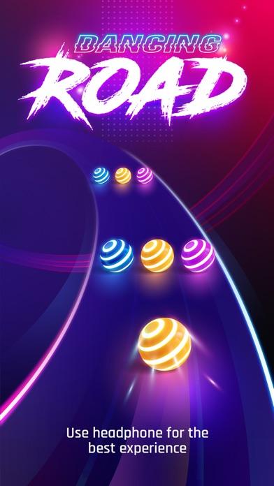 Dancing Road: Color Ball Run! screenshot 6
