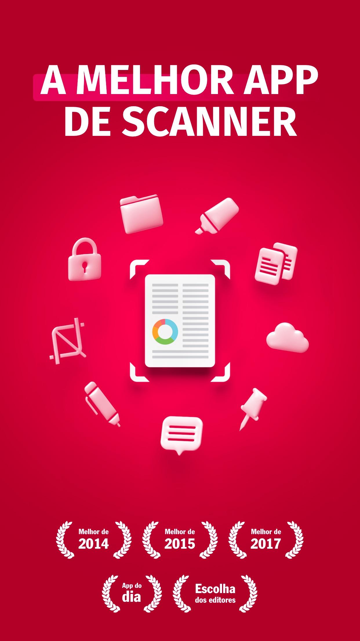 Screenshot do app SwiftScan - Document Scanner