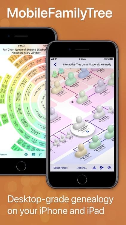 MobileFamilyTree 8 screenshot-7