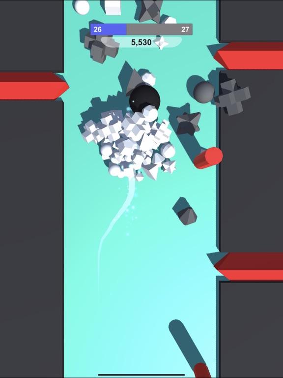 Magnet Ball - Waterfall screenshot 5