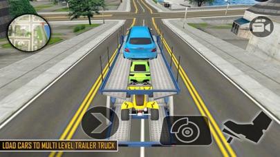 Transporter Trailer Truck New screenshot 3