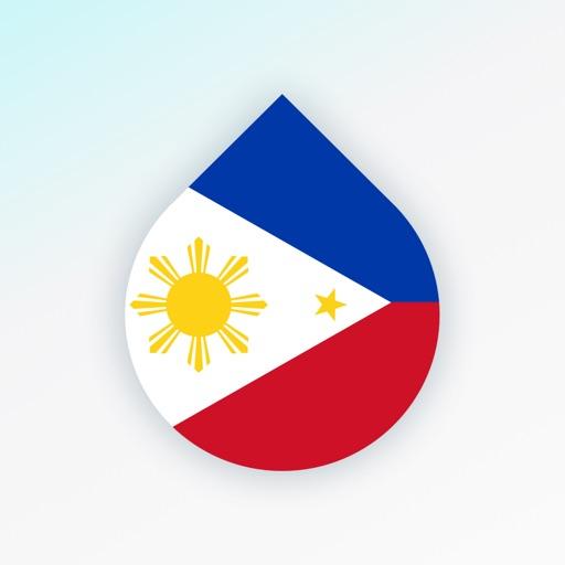 Learn Tagalog language - Drops