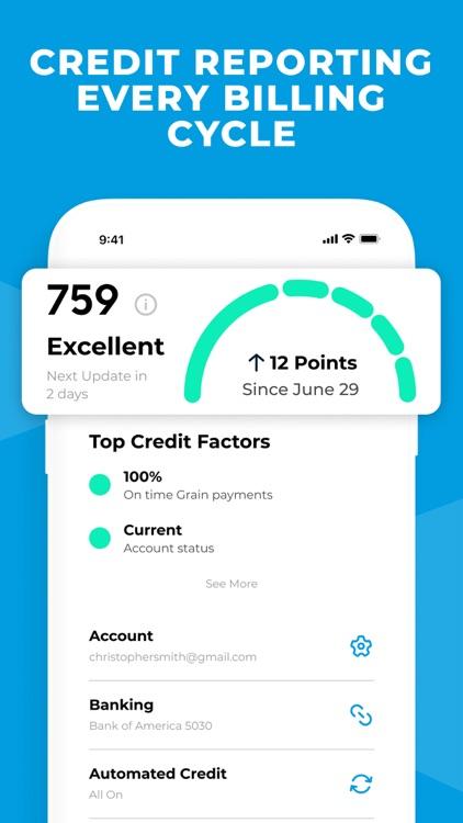 Grain: The Digital Credit Card screenshot-3