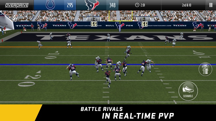 Madden NFL Overdrive Football screenshot-2