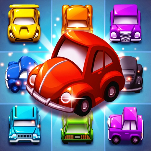 Traffic Puzzle free software for iPhone and iPad