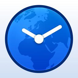 Ícone do app Time Zone Pro