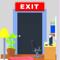 App Icon for Escape Door- brain puzzle game App in Iceland IOS App Store
