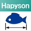 Hapyson釣り計測