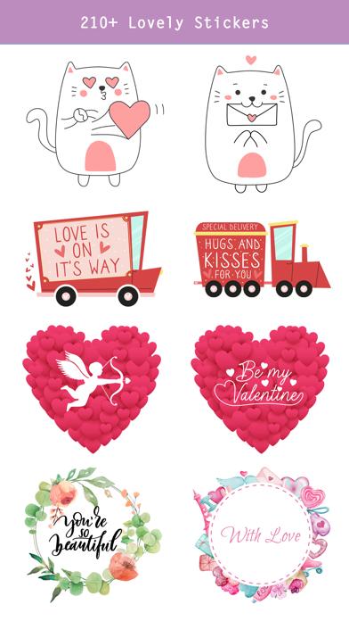 Valentine's Day - Custom Font screenshot 5