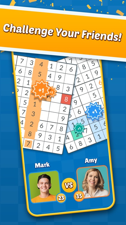 Sudoku Friends screenshot-3