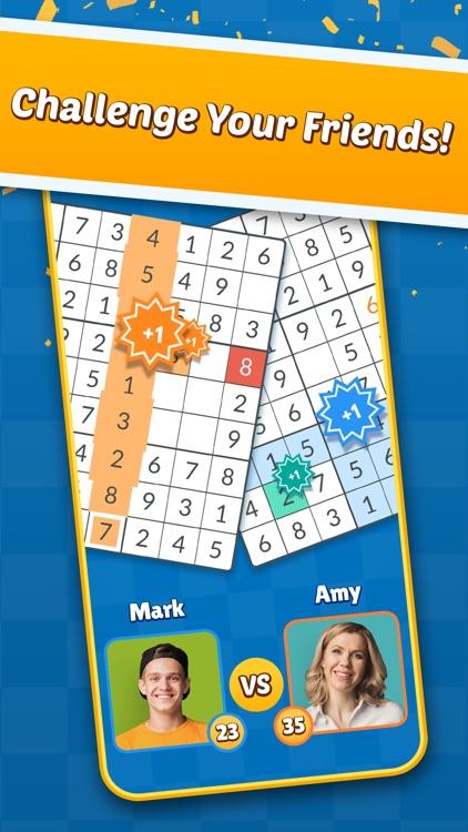 Sudoku Friends screenshot-3