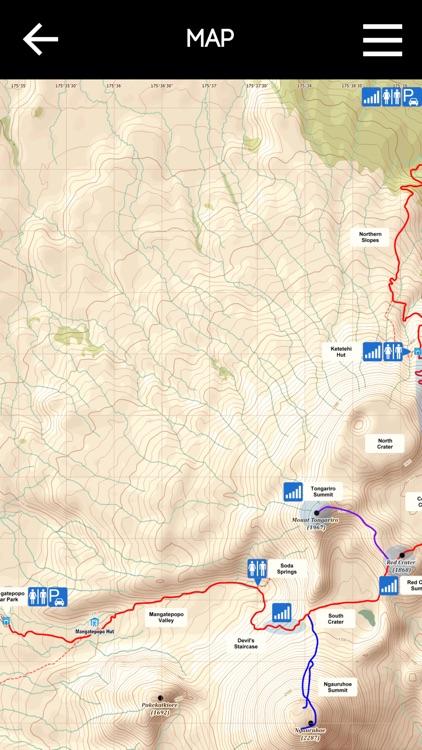 Tongariro Alpine Crossing screenshot-3