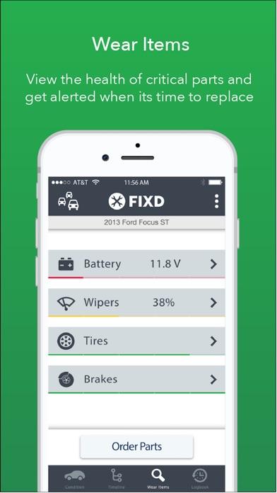 FIXD Screenshot