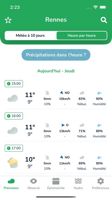 La météo agricoleのおすすめ画像2