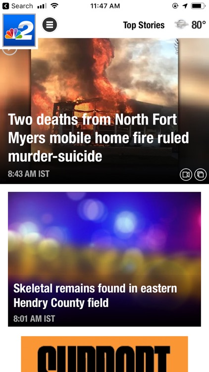 NBC2 News App
