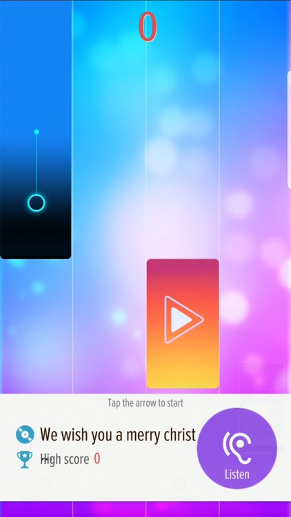 Tap Tiles : Magic Piano Music