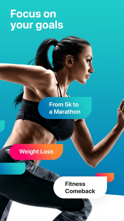 Weight Loss Running App