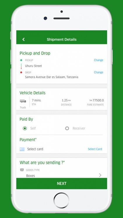 caRgo fleet Driver screenshot-3