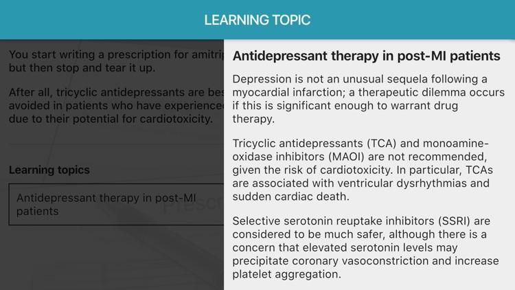Clinical Sense by Medical J... screenshot-5