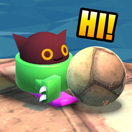 Ball Bump 3D iOS App