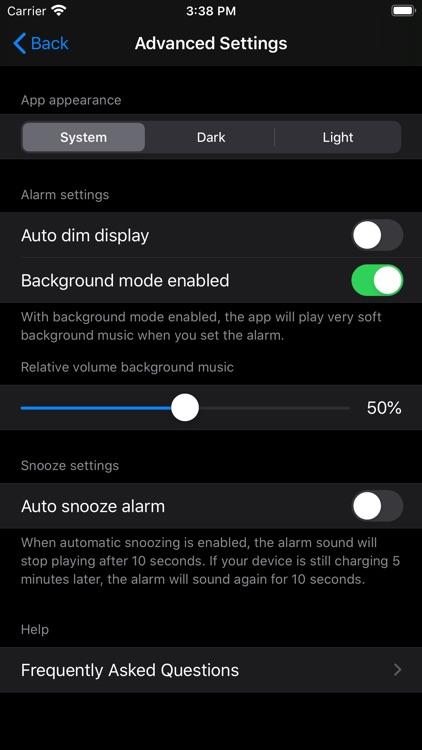 Battery Charge Alarm screenshot-7
