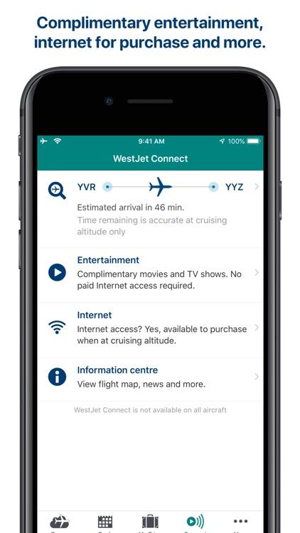 WestJet screenshot-5