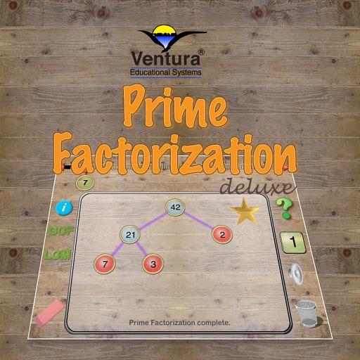 Prime Factorization Deluxe