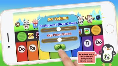 ぴあの 鍵盤 : 動物の音 知育のおすすめ画像5