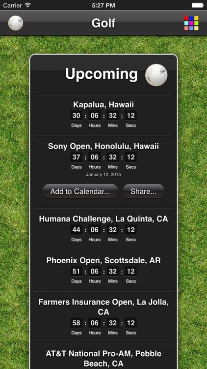 Golf screenshot-1