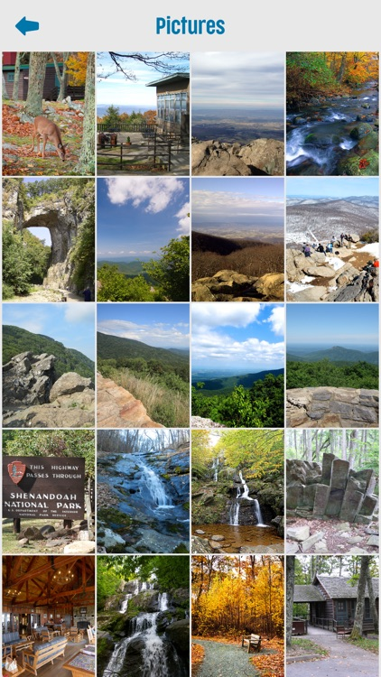 Shenandoah National Park screenshot-4