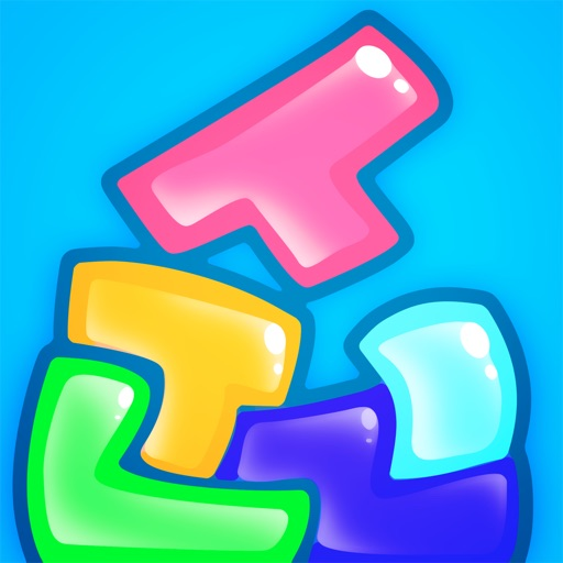 Jelly Fill free software for iPhone and iPad