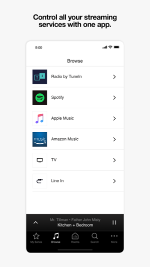 connect itunes to sonos