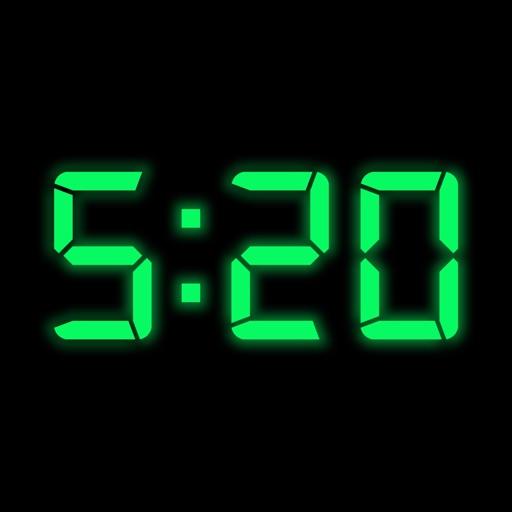 цифровой часы - LED будильник
