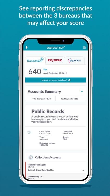 ScoreSense® screenshot-4