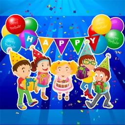 Happy Birthday Emoji & Sticker