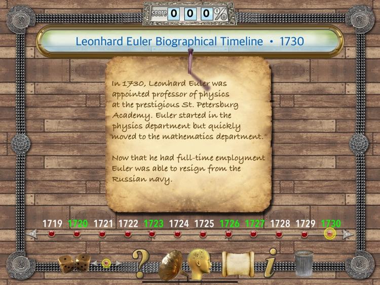 Leonhard Euler screenshot-4