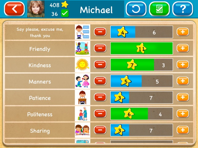Chore Chart Rewards For Kids On The App Store