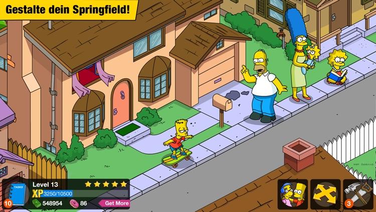 Die Simpsons™: Springfield screenshot-0