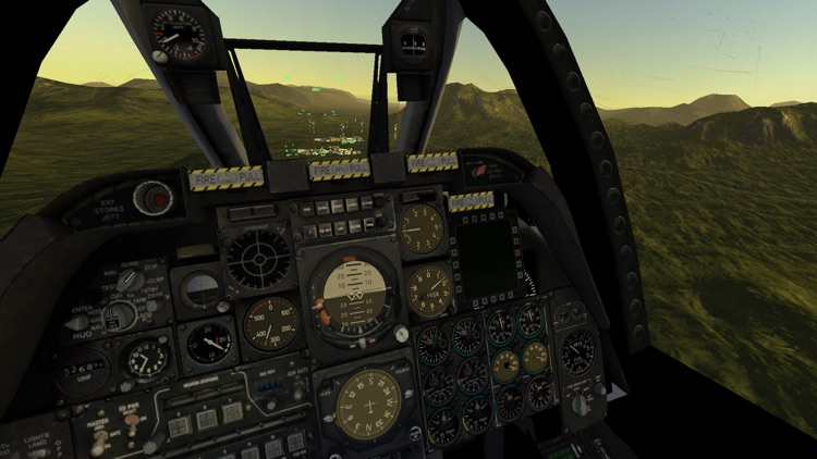 Armed Air Forces - Jet Fighter screenshot-6