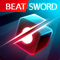 App Icon for Beat Sword - Rhythm Game App in Philippines IOS App Store