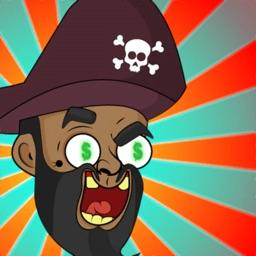 Save The Pirate: Greedy Pirate